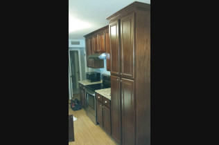 Cabinets Floor to Ceiling